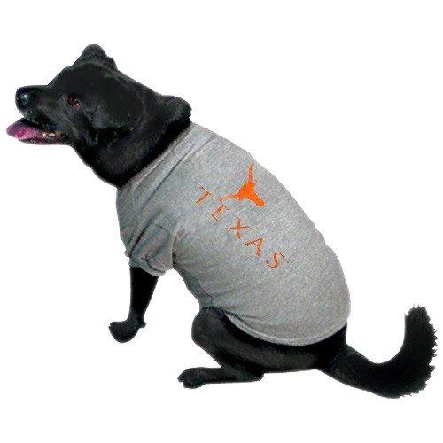 Ncaa Texas Longhorns Pet T-Shirt, Team Color, Medium front-969169