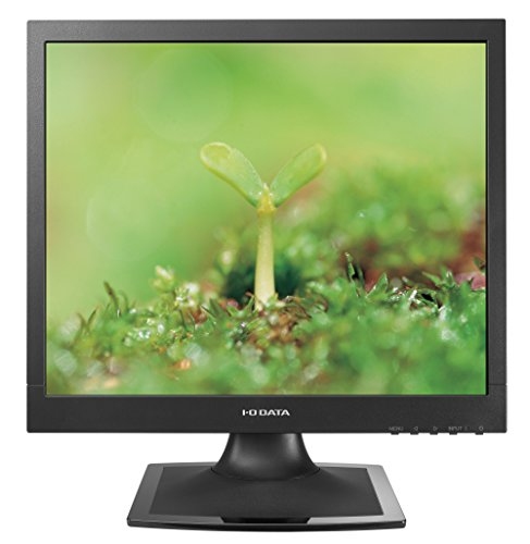 I-o DATA 17-square LCD blue light reduction with LED backlight adopted black LCD-AD172SEB