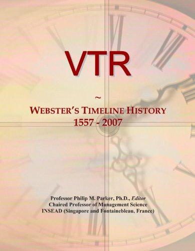vtr-websters-timeline-history-1557-2007