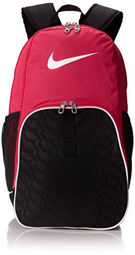 Nike Brasilia 6 XL Backpack Vivid Pink/Black/White Size X-Large (Nike Brasilia 6 Xl Backpack Black compare prices)