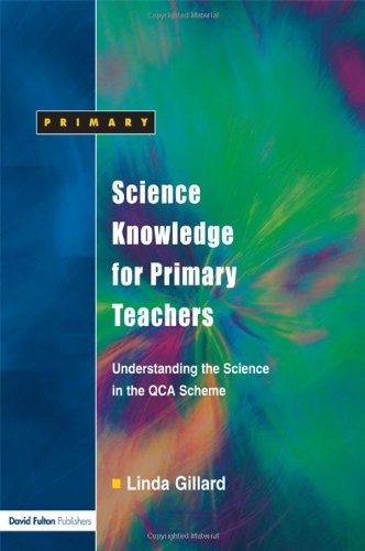 Science Knowledge for Primary Teachers: Understanding the Science in the QCA Scheme