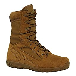 Belleville Tactical Research TR511 Mini-Mil Transition Boot, Coyote Brown, 8.5