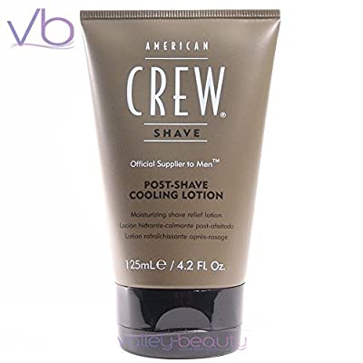 Best Cheap Deal for Exclusive Men's care By American Crew Post Shaving Cooling Lotion 125ml/4.23oz by American Crew - Free 2 Day Shipping Available