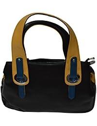 Knott Fahionable Black Hand Bag For Women