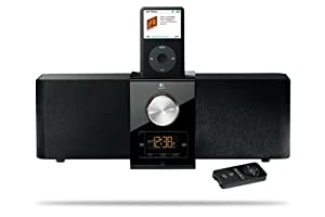 Logitech Pure-Fi Express Plus Omnidirectional Speaker Dock for iPod and iPhone