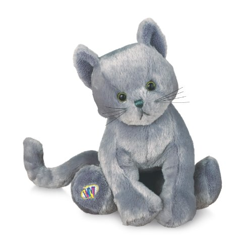 41P4oao98HL Cheap Price Webkinz Charcoal Cat