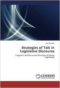 Discursive strategy
