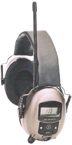 Safety Works 10121816 Mp3/Am/Fm Digital Radio Ear Muffs