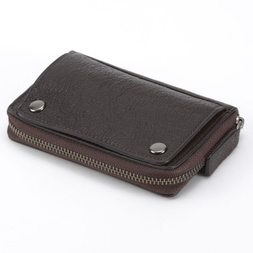 LuggageAOKI(青木鞄)[COMPLEX-GARDENS 陀羅尼]コインケース チョコ(3542-56)
