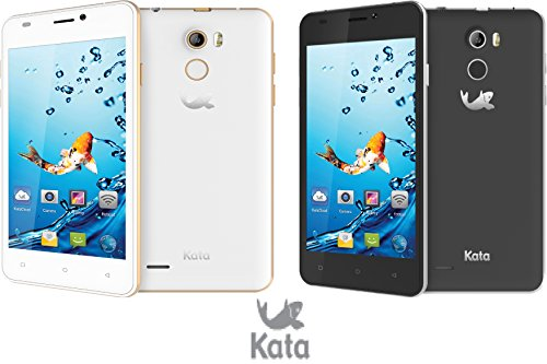 Kata V4 – 4.5-inch IPS Quad Core International Unlocked Smartphone Android 5.1 – Super Slim HD 1.3 GHz Dual Sim Card GSM 8MP Camera