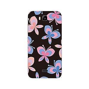 Garmor Designer Plastic Back Cover For Huawei Honor Bee