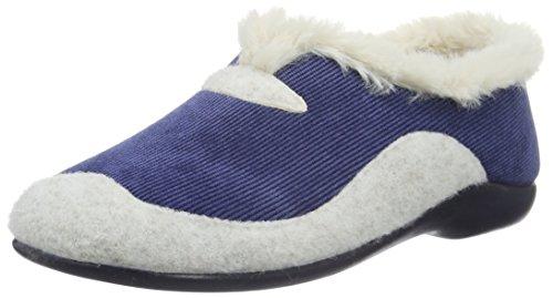 florett-damen-mia-flache-hausschuhe-blau-marine-25-37-eu