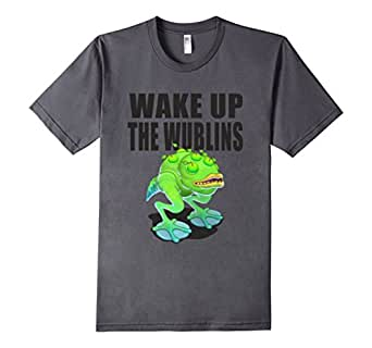 Amazon.com: My Singing Monsters-Wake Up The Wublins-Brump: Clothing
