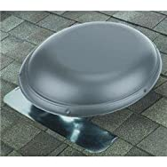 Air Vent Inc B144MF Aluminum Round Static Roof Vent