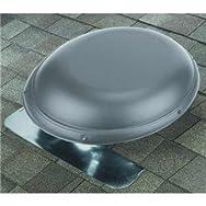 Air Vent Inc B144MF Aluminum Round Static Roof Vent