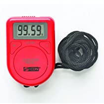 CDN TR3-R Digital Timer on a rope Red