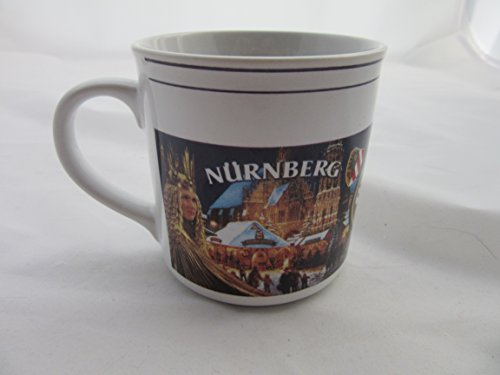 Gerstacker Chriskindles Markt Gluhwein Nurnberg Ceramic Coffee Mug
