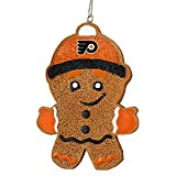 Philadelphia Flyers NHL Hockey 2013 Gingerbread Man Christmas Ornament at Amazon.com