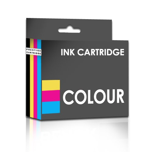 Remanufactured HP 22XL Ink Cartridge for HP Printers Deskjet 3910, 3915, 3918, 3920, 3930, 3930v, 3938, 3940, 3940v, D1330, D1360, D2330, D2360, D2460, F340, F350, F370, F380, F390, F394, F2100, F2180, F2185, F2187, F4100, F4172, F4175, F4188, F4190, F4194, Fax 1250, Officejet 4300, 4312, 4315, 4317, 4319, 4355, PSC 1400, 1401, 1402, 1403, 1406, 1408, 1410, 1410v, 1410xi, 1415, 1417 - COLOUR