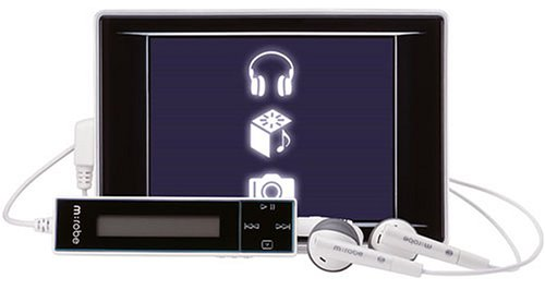 Olympus MR-500i m:robe 500 20GB Digital Audio Player and Digital Camera