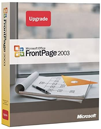 Office FrontPage 2003 Upgrade