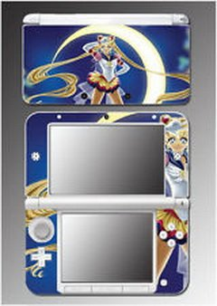 Blazers Skins - Sailor Moon New Cartoon Anime Jupiter Video Game Skin Decal for Nintendo 3DS XL (Nintendo 3ds Xl Cooking Games compare prices)