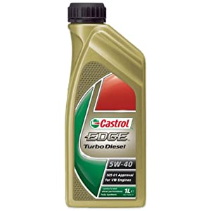 5w40 fully synthetic oil castrol edge turbo diesel 1l 5w. Black Bedroom Furniture Sets. Home Design Ideas