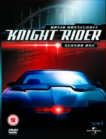 Knight Rider - Season 1 [DVD]