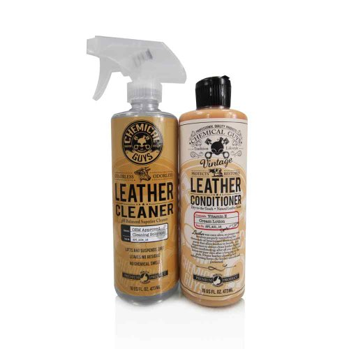Chemical Guys SPI 109 16 Leather Cleaner and Conditioner