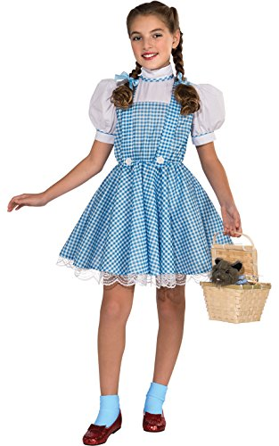 Wizard of Oz Deluxe Dorothy Costume, Medium (75th Anniversary Edition)