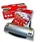 3M Laminator Kit With Every Size Lami...