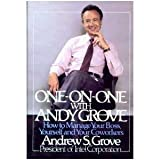 img - for One-on-One Andy Grove book / textbook / text book