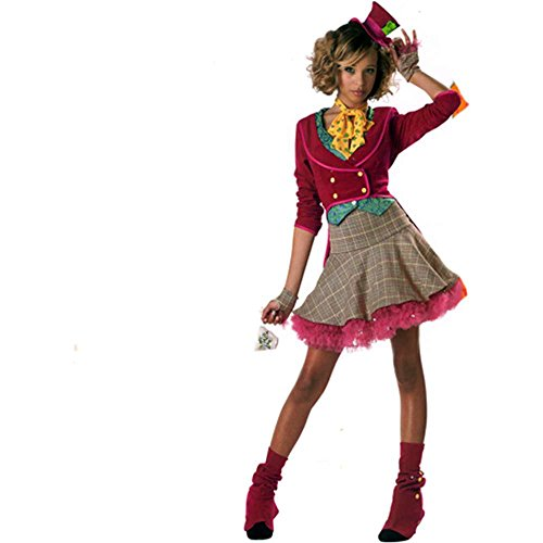 The Mad Hatter Costume - Teen Small