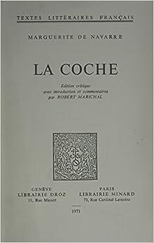 Amazon.com: Marguerite De Navarre: La Coche (French Edition