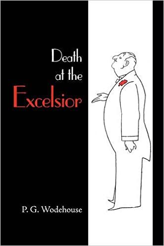 Death at the Excelsior, Large-Print Edition