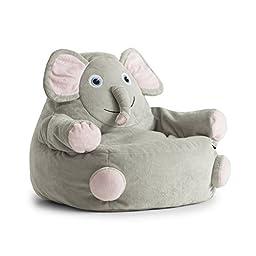 Emerson the Elephant Kids Armchair