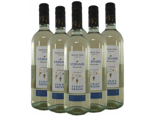 Versare Pinot Grigio - Case - 6 x 75cl