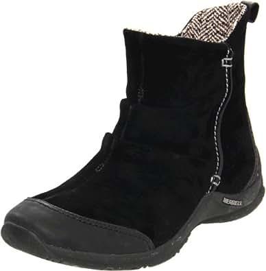 Cool Merrell Snowbound Mid Waterproof Women39s Snow Boots Amazoncouk