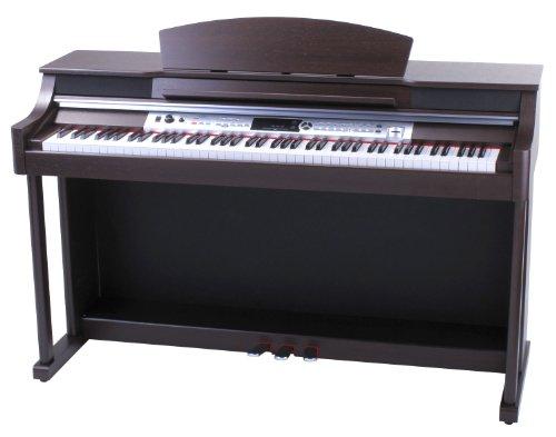 Classic Cantabile DP-60 Digital Piano (Tulipwood)