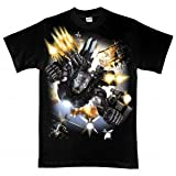 War Machine Full Metal Jacket Iron Man T-shirt Tee