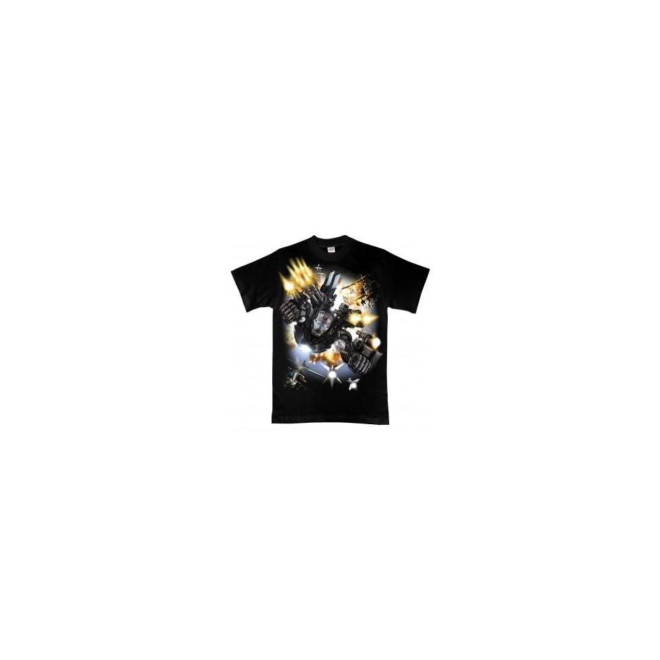 War Machine Full Metal Jacket Iron Man T shirt Tee