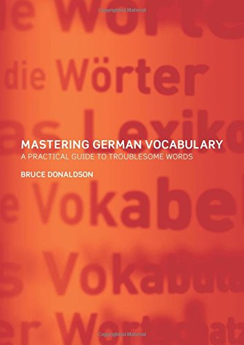 Mastering German Vocabulary: A Practical Guide to Troublesome Words