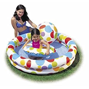 41P5XWNF9bL. SL500 AA300  Toddler Swimming Pools