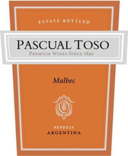 2012 Pascual Toso Estate Malbec 750 Ml