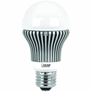 Feit Electric A19/HP/LED 5-LED High Performance A19 Bulb, 7.5-Watt Reviews