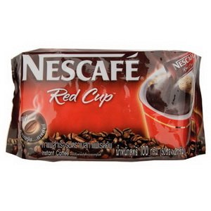 Nescafe' Red Cup, Instant Coffee, 2 G X 50 Packs