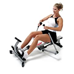 Buy Body Trac Glider w Gas Shock Resistance and Full-Range Rowing by Stamina