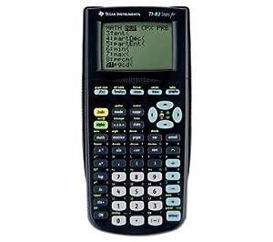 Texas Instrument TI-82 Stats.fr Calculatrice graphique pour lycée et bac pro