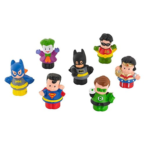 Fisher-Price® Little People DC Super Friends Exclusive Figure for 18 Months and Up