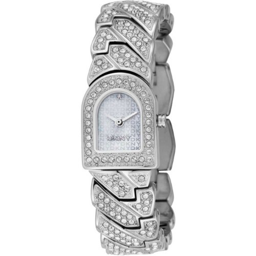 DKNY Analog Silver Dial Women's Watch - NY4228
